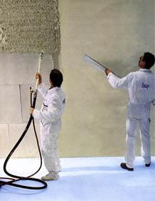 Jak wykonać tynk cementowo wapienny